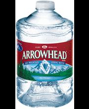 ARROWHEAD Brand 100% Mountain Spring Water, 101.4-ounce plast...