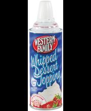 Wf Whip Desrt Topping