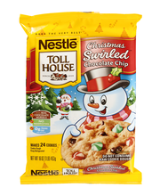 Nestle TOLL HOUSE Holiday Chocolate Chip Cookie Dough 16 oz. ...