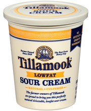 Tillamook® Low Fat Sour Cream 16 oz. Tub