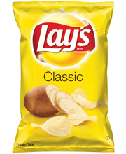 Lay's® Classic Potato Chips 8 oz. Bag
