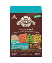 Supreme Source® Grain-Free Whitefish Meal and Salmon Meal Rec...