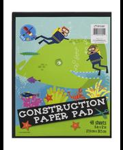 Top Flight Construction Paper Pad - 48 Sheets