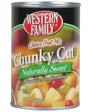 Wf Fruit Mix Chunky In Juice
