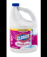 Clorox Splash-Less Bleach Fresh Meadow
