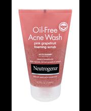 Neutrogena® Oil-Free Acne Wash Pink Grapefuit 4.2 oz