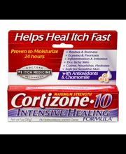 Cortizone-10 Intensive Healing Formula Anti-Itch Creme Maximu...