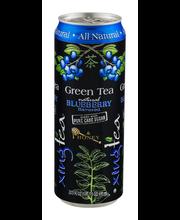 XINGtea Green Tea with Blueberry & Honey