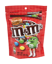 M&M's Chocolate Candies Peanut Butter