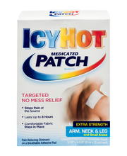 Icy Hot Medicated Patch Extra Strength Arm, Neck & Leg and Sm...