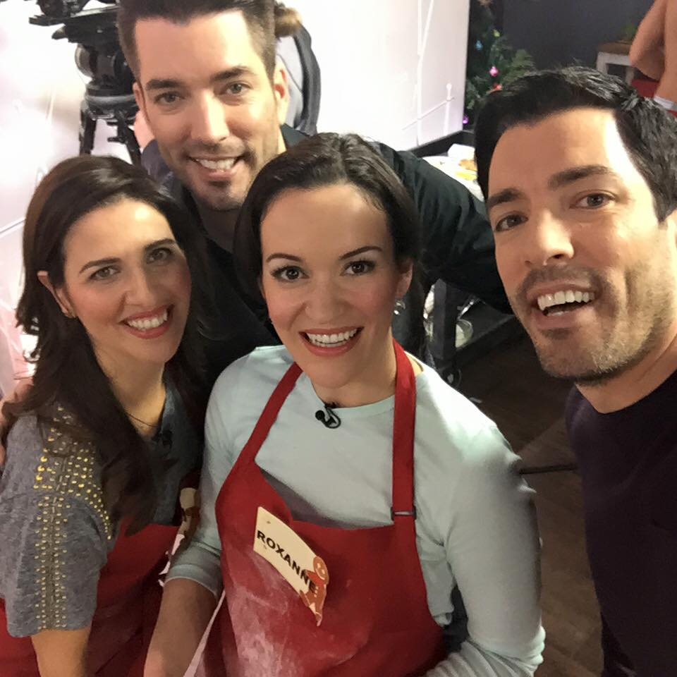 Lisa+and+Property+Brothers
