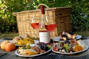 picnic-spread