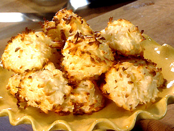 Coconut Macaroons Recipe From Food Network On Foodpair