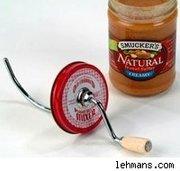 Peanut-butter-mixer