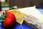 Limoncellocheesecake
