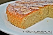 French_almond_cake_1