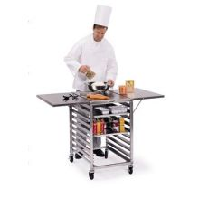 Stainless Steel Wing Table