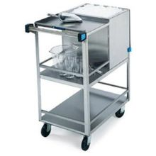 Stainless Steel Ice Cart
