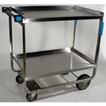 Stainless Steel NSF Mobile 2 Shelves Mixer Machine Stand