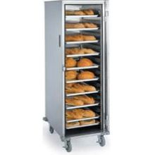 Stainless Steel Unheated Transport and Delivery Cabinet with 7 Ledge