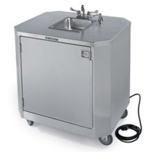 Stainless Steel Mobile Hand Washing Station