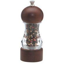 Vanguard Walnut and Acrylic Pepper Mill
