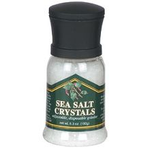 Mini Disposable Sea Salt Grinder