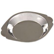 Stainless Steel Round Au Gratin Dish