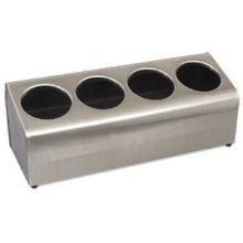4 Hole Stainless Steel Dispenser