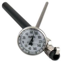 Dial Pocket Test Thermometer 1 inch Dial Diameter