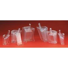 Polycarbonate Freestanding Ice Scoop Holder 6 Ounce