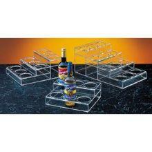 Clear 2 Tier Bottle Organizer