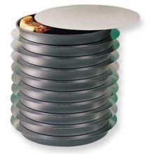 American Metalcraft Round Aluminum Disk Separator 10 inch