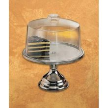 Clear Plastic Cover for Cake Stand