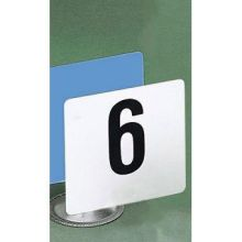 Heavy Plastic Black Table Numbers