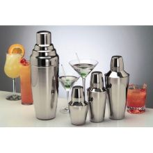 16Oz 3 Piece Cocktail Shakers