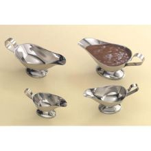 American Metalcraft Stainless Steel Gravy Boat 5 Ounce