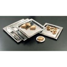 American Metalcraft Hammered Platter 13.5 inch