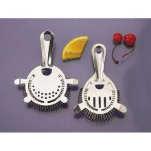 Stainless Steel Four Prong Bar Strainer