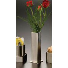 Satin Finish Stainless Steel Bud Vase