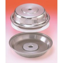Stainless Steel Double Wall Thermo Dri Base