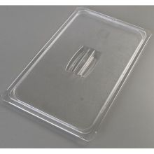 Polycarbonate Clear Universal Full Size Handled Lid Only