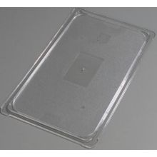 Polycarbonate Clear Universal Full Size Flat Lid Only