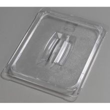 Polycarbonate Clear Universal Handled Lid Only for TopNotch One Half Size Food Pan