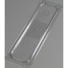 Polycarbonate Clear Universal Flat Lid Only for TopNotch One Half Long Size Food Pan