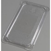 Polycarbonate Clear Universal Flat Lid Only for TopNotch One Third Size Food Pan