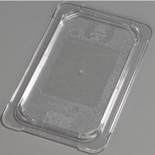 Polycarbonate Clear Universal Flat Lid Only for TopNotch One Quarter Size Food Pan