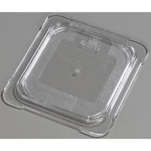 Polycarbonate Clear Universal Flat Lid Only for TopNotch One Sixth Size Food Pan