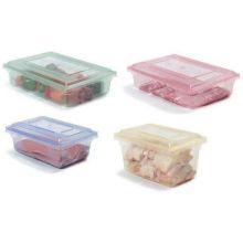Carlisle Storplus Color Coded Polycarbonate Food Storage Box 18 x 26 x 9 inch