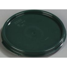 Polypropylene Forest Green Round Lid Only